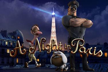 Գիշերը paris շարժական