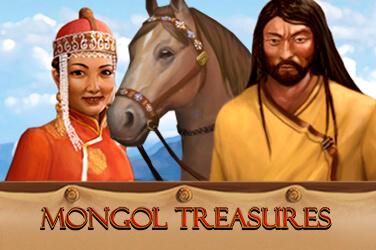 Kho báu Mông Cổ