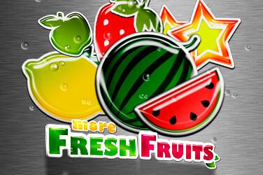 Nhiều trái cây tươi