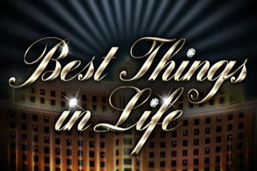 أفضل الأشياء في الحياة