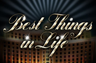 Beste Dinge im Leben
