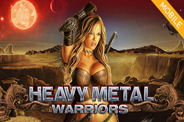 Heavy-Metal-Krieger