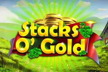 Stapel von Gold