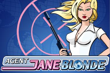 Agent Джейн блондинка