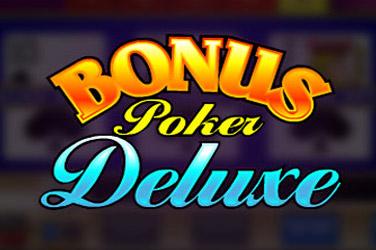 Bónus póker lúxus