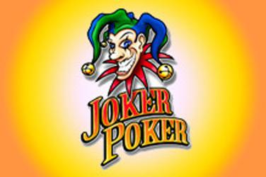 Joker póker