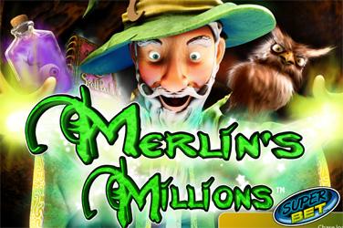 Merlins milljónir