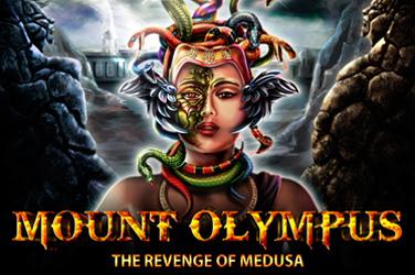 Mount Olympus hefnd af Medusa