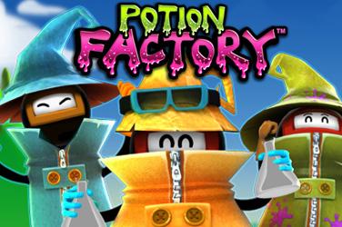 Potion фабрика