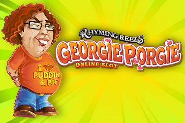 Аттуу Georgie Porgie чыгырыктардын