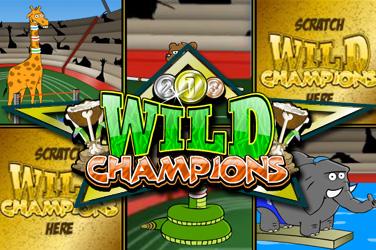 Wild чемпионы
