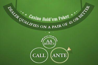 Casino halten em