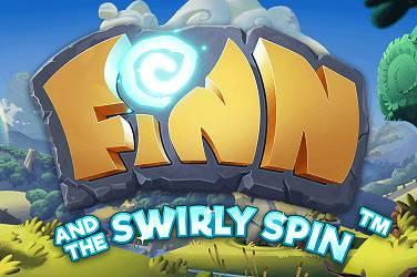 Finn et swirly nent