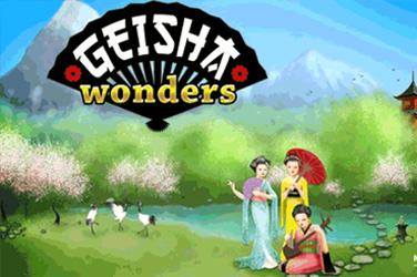 Geisha wundert sich