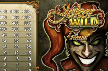 Joker wild 1 қолы