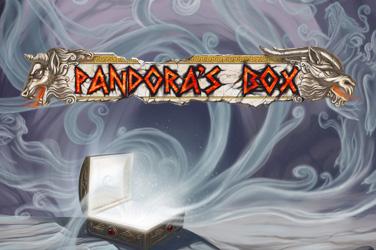 Pandoras kaxxa