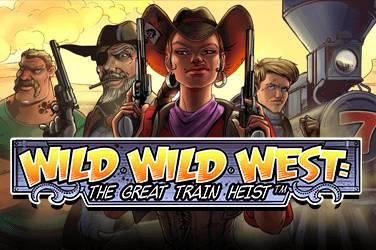 Wild Wilder Westen: Der große Zugraub