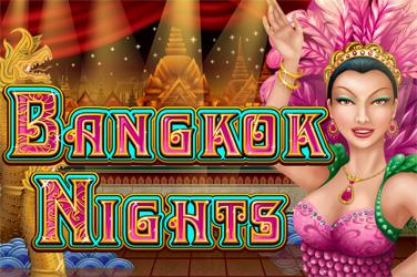 Bangkok nocí