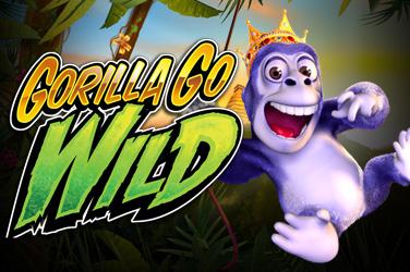 Gorilla je divoká