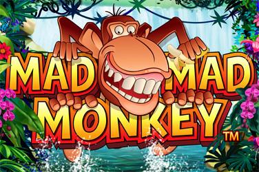 Mad šílená opice