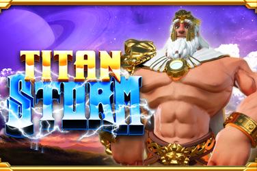 Titan bouře
