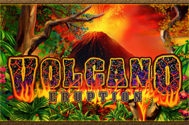 Vulkanická erupce