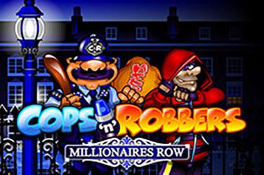 Cops 'n' ավազակները միլիոնատերերի շարքում