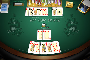 Пай Gow покер