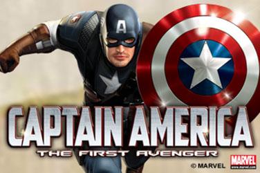 Kapitán Amerika první pomstychtivý