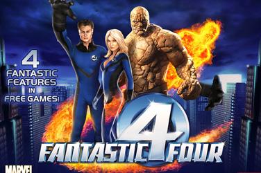 Fantastická čtyřka