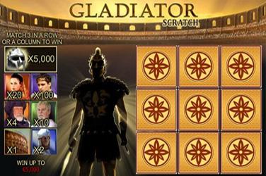 Gladiator je ogrebotina