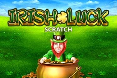 Irska sreća ogrebotina