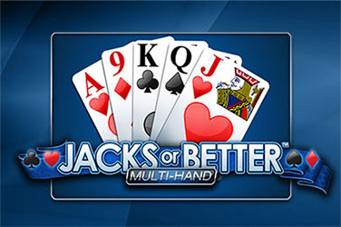 Jacks or better multihand