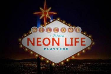 Neonový život