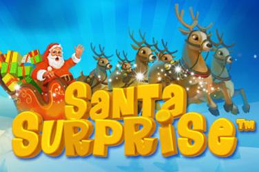 Santa překvapení