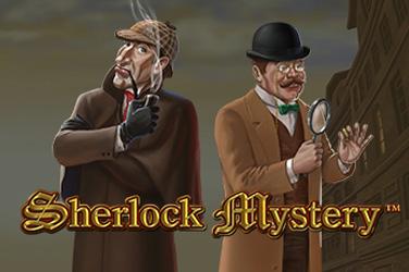 Sherlock tajemství