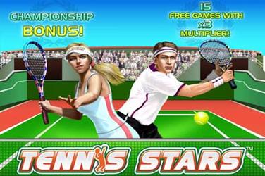 Tenisové hvězdy