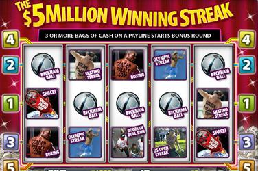 Vítězný proužek 5 milionů