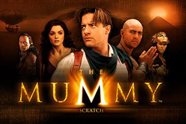 Mumija je ogrebotina