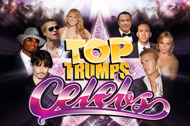 Top trumfy celebrity