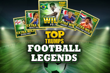 Top trumps nogometne legende