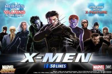 X-men 50 linija
