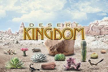 Dykumos karalystė