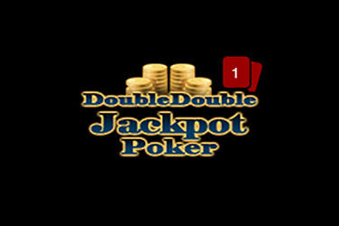 """Dvigubas dvigubas """"jackpot"""" pokeris"""
