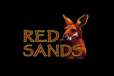 Raudona smėlio