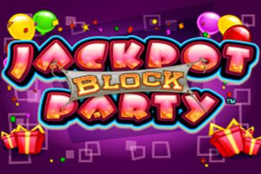 Parti tal-blokka Jackpot