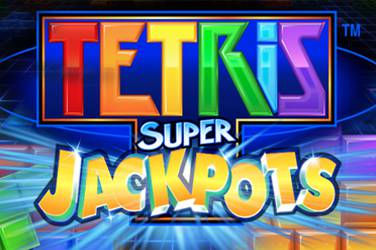 Super jackpoty Tetris