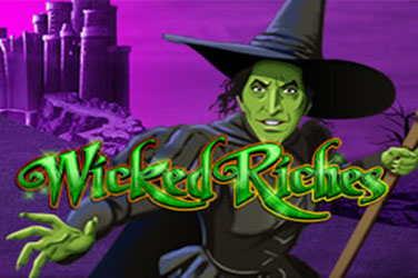 Wizard of oz riches jahat