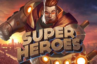 Σούπερ ήρωες