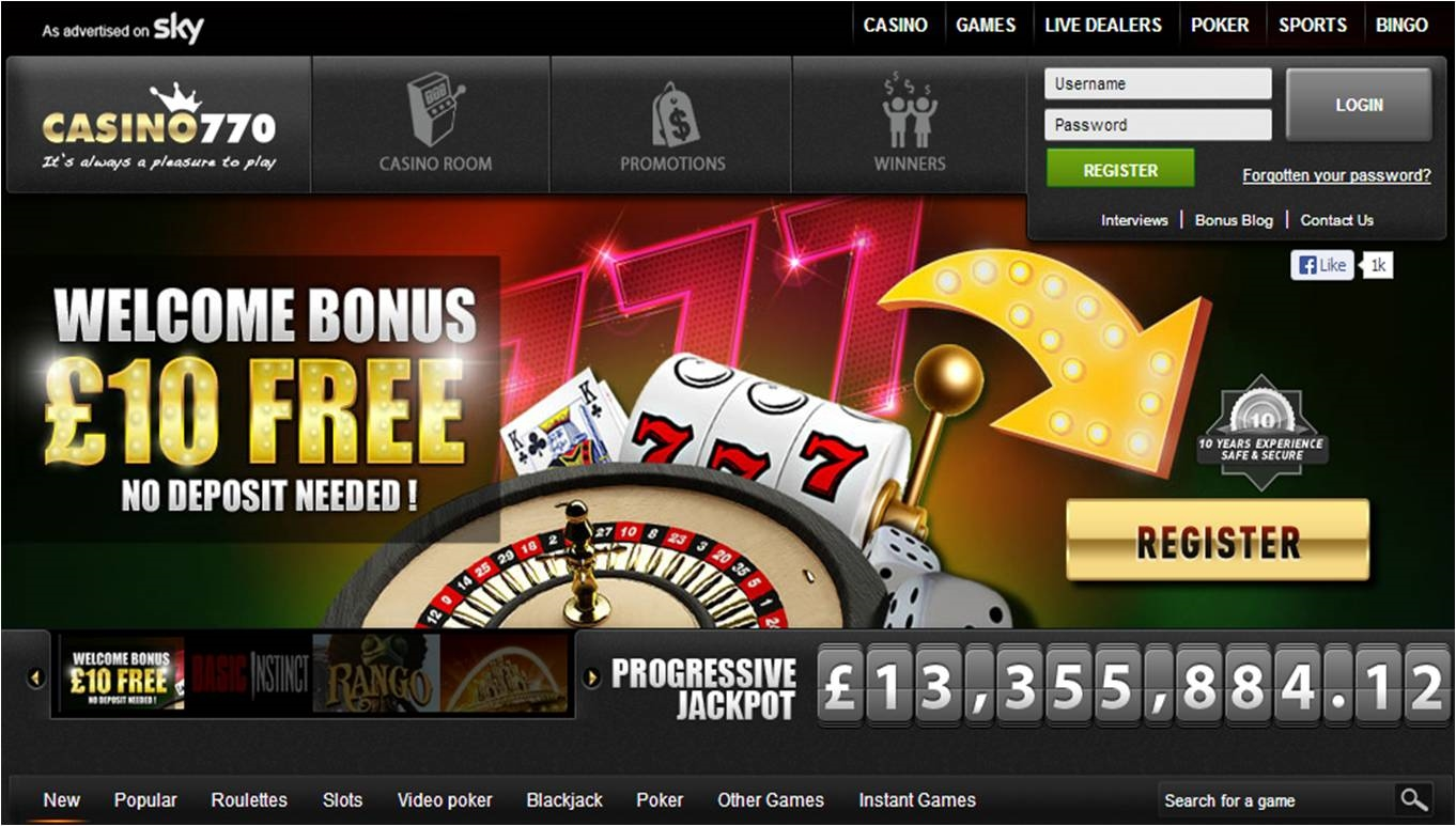$4885 no deposit casino bonus at Desert Nights